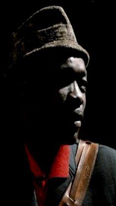 JOHN LEE HOOKER John Lee Hooker, Silhouette