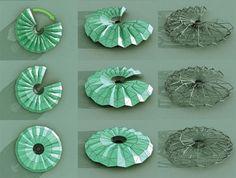folding architecture studies