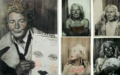 Lee Godie, a lovable homeless eccentric, scratched a living as an artist on   the streets of Chicago. Now her work, which used to sell for dollars, is   coming to London's Hayward Gallery.