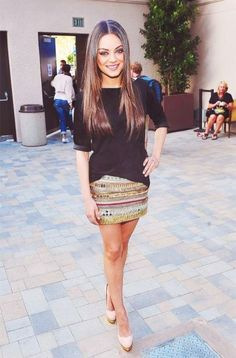 Mila & that outfit