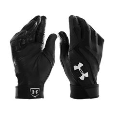 #Get in the Game  UNDER ARMOUR Adult Clean-up Batting Gloves
