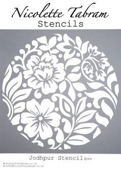 Plantilla de Jodhpur por NicoletteTabram en Etsy                                                                                                                                                                                 Más