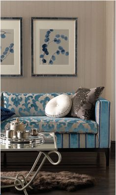 Grey amp Silver On Pinterest Living Rooms And