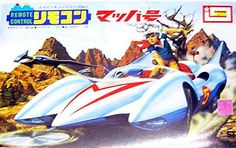 My sister gave me this...for my Speed Racer collection.