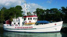 Ice Class rescue cruiser Broström.