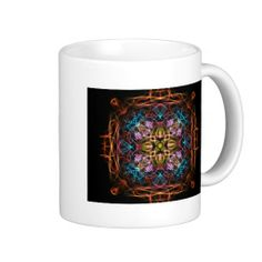Graphic Elegance Coffee Mug!  #zazzle #geek #graphic #store #gift #present #personalize http://www.zazzle.com/fractalsbydww25921*