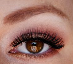rose gold eyes, wonder what it would look with my grey eyes?