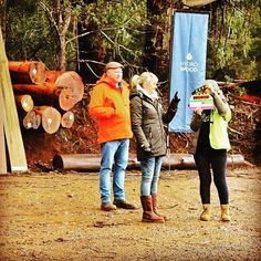 Watching @theblock ? Tonight our fabulous Sustainable Home Hubsters @hydrowood feature in a Tassie challenge episode! Listen to our podcast episode with one of the founders of this wonderful business via the link in my profile and head to the podcast page for links to iTunes or Stitcher or listen on the blog to find out more about the history of this groundbreaking sustainable business. We are excited to see the sustainable elements of @theblock this season and have some more exciting things…