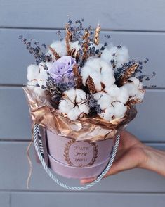 Dried Flowers Bouquet Outdoor Wedding Decorations Wedding Room Decoration With Flowers Beach Themed Wedding Cakes Flower Box Gift, Flower Boxes, Dried Flower Bouquet, Dried Flowers, Fall Wedding Bouquets, Wedding Flowers, Flower Room Decor, Deco Studio, Dried Flower Arrangements