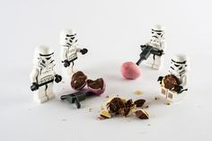 Lego Minifigures Star Wars - Chocoholic Stormtroopers