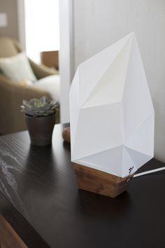 AMORPHOUS - Levi Jacob Price #industrialdesign Home Lighting, Lighting Design, Arch Light, Unique Lamps, 3d Design, Cool Furniture, Industrial Design, Innovation, Triangles