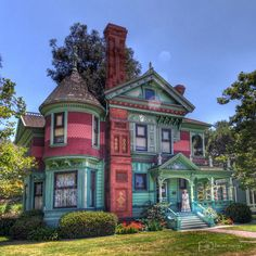 Hale House, Los Angeles