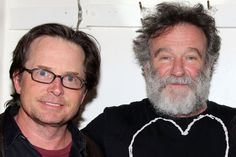 Robin Williams, Michael J. Fox, Parkinson's Disease, and Me