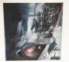 RICHARD MANN ABSTRACT OIL PAINTING ON CANVAS. 24 INCHES SQUARE. Lot 1189 | #1760701575 Oil Painting Abstract, Art, Craft Art, Kunst, Abstract Oil, Art Education, Sanat