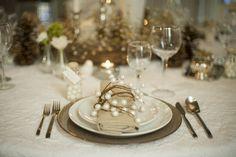 #place-settings, #winter  Photography: Blynda DaCosta Photography - blyndadacosta.com Event Design: eph*ra event design - ephraeventdesign.com/Site/home.html Flowers: Ruffles & Twine - rufflesandtwine.ca/  Read More: http://www.stylemepretty.com/canada-weddings/ontario/toronto/2012/02/10/toronto-winter-wedding-photo-shoot-by-blynda-dacosta-photography/