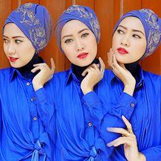 Lulu Elhasbu - Beauty & Lifestyle Blog: My New Turban Style