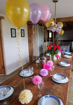 Wedding party baby shower christening balloon weights,table centrepieces and decorations tissue paper pompoms .balloons not included – Baby Shower Balloon Centerpieces, Balloon Decorations, Baby Shower Decorations, Christening Decorations, Baby Shower Table Centerpieces, Masquerade Centerpieces, Hanging Decorations, Baby Decor, Wedding Centerpieces