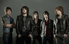 ASKING ALEXANDRIA - My top 5 favorite songs by them:  1. I Was Once, Possibly, Maybe, Perhaps A Cowboy King.  2. A Prophecy.  3. Not the American Average.  4. The Final Episode [Let's Change the Channel].  5. Breathless.