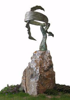 Nouvelle page 1 Corsica, Sculpture Art, Garden Sculpture, Political Art, Art Plastique, Statue Of Liberty, Photos, Island, Outdoor Decor