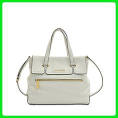 MICHAEL Michael Kors Mackenzie Large Leather Tote in Optic White - Totes (*Amazon Partner-Link)