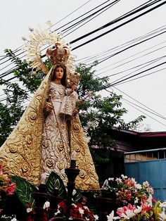 Our Lady of the Holy Rosary | ST. PHILOMENA PROCESSION 2011 … | Flickr