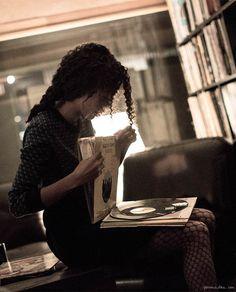 Corinne Bailey Rae, Electric Lady Studio, music, band, singer, recording, black and white / Garance Doré