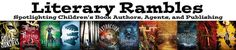Literary Rambles - Great blog of Casey McCormick - She highlights agents, authors and publishers - wonderful resource for finding articles and interviews on your favorite agents for research