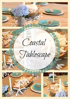 Summer Coastal Table