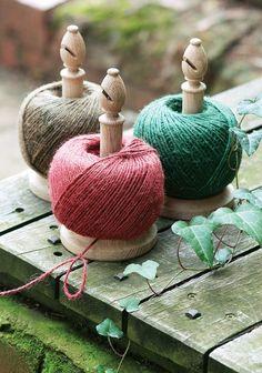 linxy-zn:  Twine Stand on We Heart It - http://weheartit.com/entry/60730915/via/linxy_zn Hearted from: http://www.mrmcgregors.com/garden-ess...