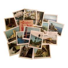 Southern Pacific Railroad Souvenir Prints - Set of 15 Cactus Wall Art, Tree Wall Art, Storyboard, Overlays, Photo Tree, Life Is Strange, Mood Boards, Photo Wall Art, Collage Photo