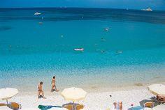 spiaggia di le ghiaie, isola di elba