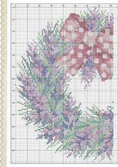 Gallery.ru / Фото #30 - Cross Stitch Collection 238 август 2014 - tymannost