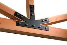 Conector para estrutura de madeira SIMPSON Strong-Tie