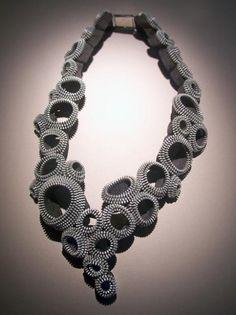 zip bijoux by Kate Cusack
