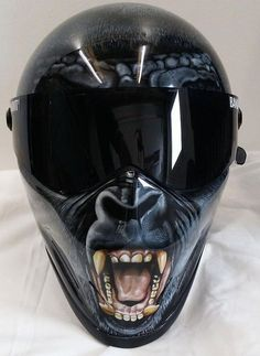 Xtreme Paint Studio - Motorcycle airbrush artwork and custom painting