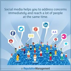 Do not wait for solutions! Make the best use of Social Media to resolve issues immediately.  #SocialMedia #OnlineReputation