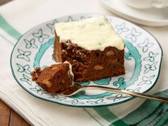 What's cooking? Ina Garten's Old-Fashioned Gingerbread!