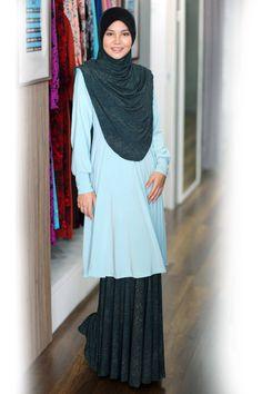 REVIVE PEPLUM SALE - RM123.50  Online Order:  Website: www.modestculture.com . whatsapp: 0143370263