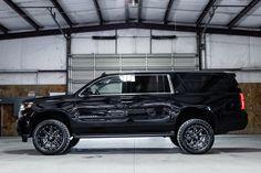 2015 Chevrolet Suburban 4x4 LT LIFTED $52,984