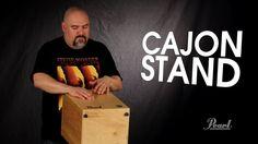 Cajon Stand performance By Fausto Cuevas