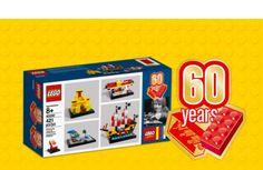 LEGO 40290 60 Years of the LEGO Brick Promo Set #Lego