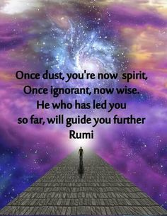 Explore inspirational, rare and mystical Rumi quotes. Here are the 100 greatest Rumi quotations on love, transformation, existence and the universe. Rumi Love Quotes, Moon Quotes, Sufi Quotes, Inspirational Quotes, Qoutes, Rumi Quotes Life, Motivational, Kahlil Gibran, Rumi Poem