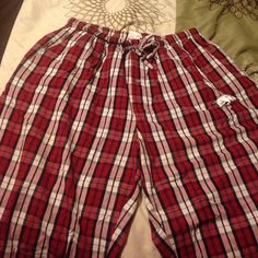 Men's pajama pants Arkansas Razorback men's XL flannel pajama pants with pockets. Extremely comfortable. In perfect condition. Concepts Sports Intimates & Sleepwear Pajamas