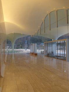 Digital Architecture & Technology: Meiso No Mori 화장장, Toyo Ito & Associates