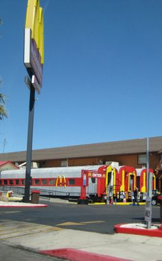 Barstow Station | Travel | Vacation Ideas | Road Trip | Places to Visit | Barstow | CA | Fast Food | Roadside Attraction | Diner | Folk Art | Photo Op | Rest Area | Offbeat Attraction
