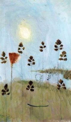 View Cocksfoot Grasses at Southwold Marshes By Mary Newcomb; Oil on Board; Access more artwork lots and estimated & realized auction prices on MutualArt. Science Images, Illustration Art, Art Illustrations, Paintings I Love, Whimsical Art, Art Music, Love Art, Painting Inspiration, Art Forms