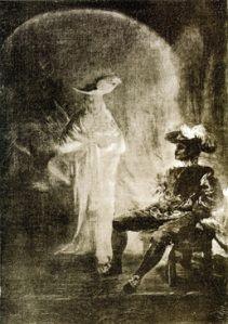 Francisco de Goya y Lucientes – Don Juan y el Comendador (1797-1798)