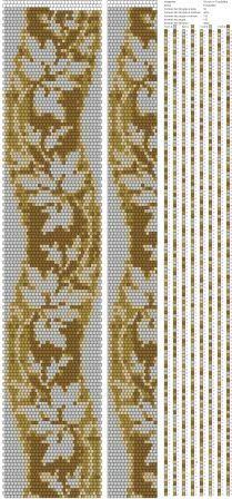 Модные штучки: бисерные жгуты и прочие шалости