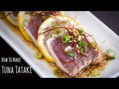 Tuna Tataki Recipe キハダ鮪のたたき • Just One Cookbook
