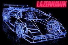 LAZERHAWK - new wave 80s dj